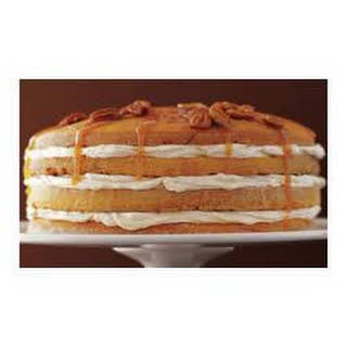Luscious Four-Layer PHILLY Pumpkin Cake.