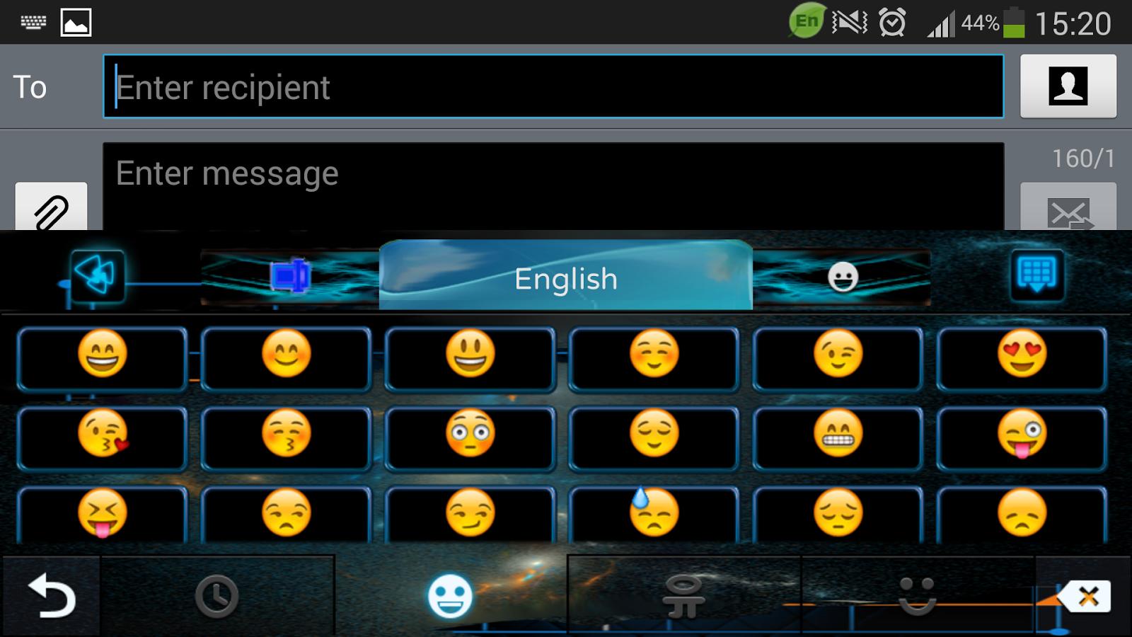 Google themes crvena zvezda - Electric Keyboard Theme Screenshot