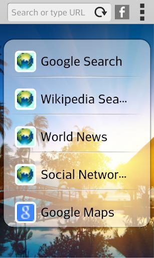 Rapid Browser Mini