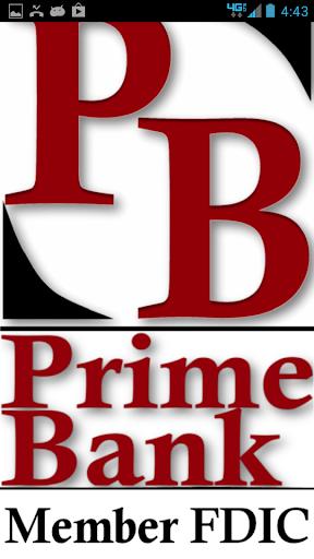 Prime Bank Mobile