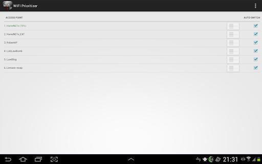 玩免費工具APP 下載WiFi Prioritizer app不用錢 硬是要APP