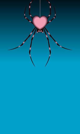 オトナカワイイ!ロックアプリ Pink Spider
