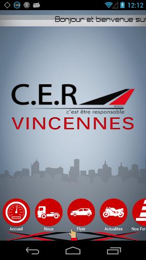 CER Vincennes