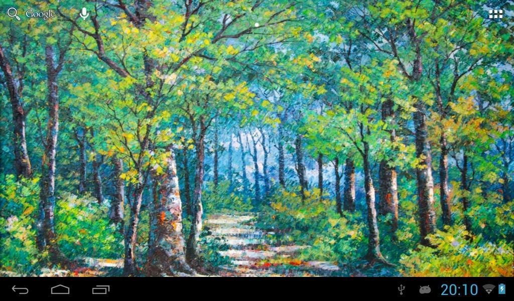 すべての講義 4歳 教育 : Watercolor Landscape