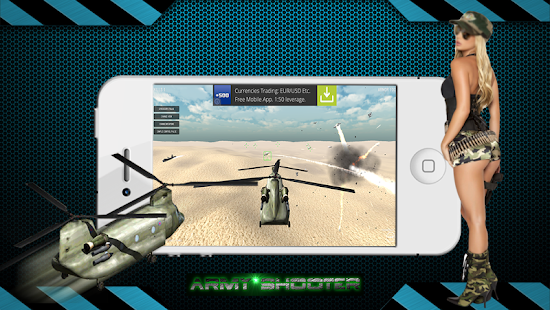 Army Transporter 3D Flight Sim