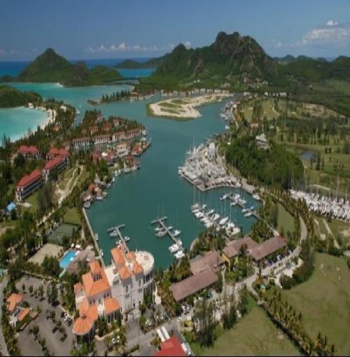Antigua Map Tour