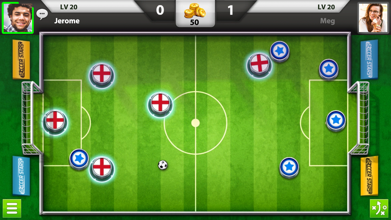 soccer star games at miniclip