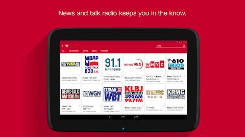 iHeartRadio - Radio & Music Screenshot 4