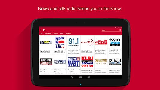 iHeartRadio - Radio & Music v5.7.0