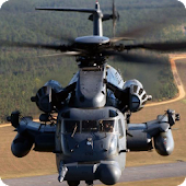 Helicopters Live Wallpaper HD