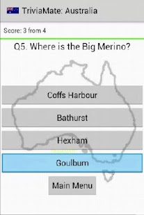 TriviaMate: Australian Trivia- screenshot thumbnail