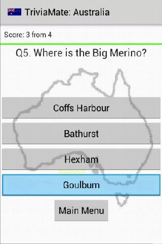 TriviaMate: Australian Trivia- screenshot