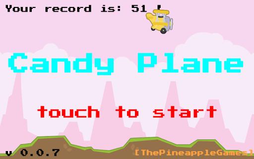 Candy Plane