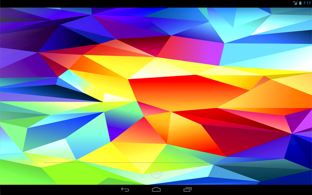Galaxy S5 Live Wallpaper