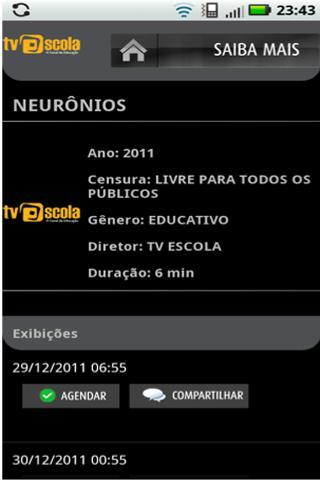 Tv Escola- screenshot