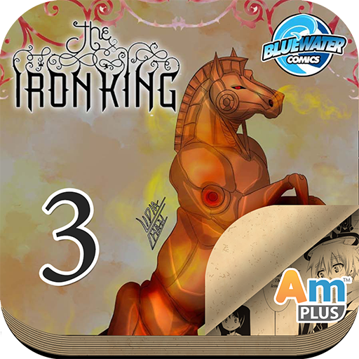 Iron King Animanga 3 漫畫 App LOGO-APP試玩