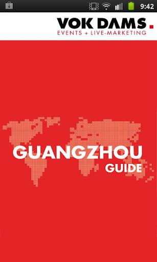 Guangzhou: VOK DAMS City Guide