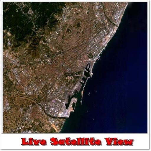 直播衛星視圖