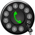 Old Phone Dialer HD icon