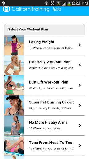 Fitness Californitraining