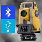 Total Station Survey icon