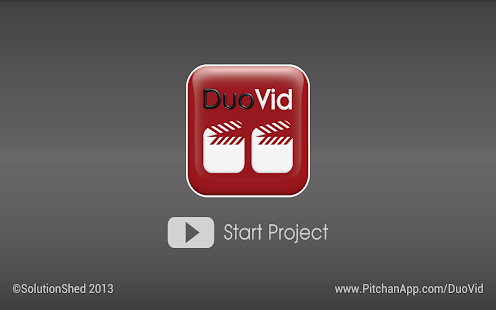DuoVid -2 videos,play,magisto - screenshot thumbnail