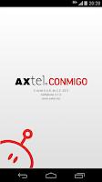 Screenshot of AXTEL Conmigo