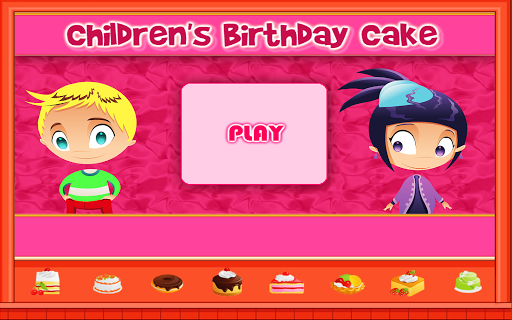 Serving Birthday Cake