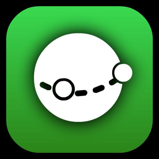 子彈球3D LOGO-APP點子