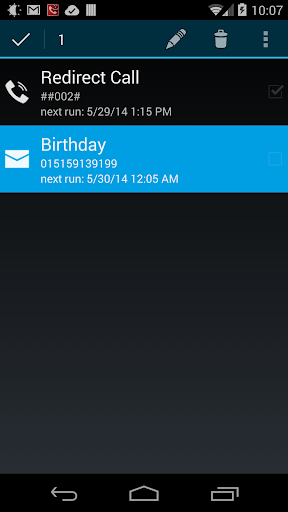 【免費通訊App】TimedCall - automatic SMS-APP點子