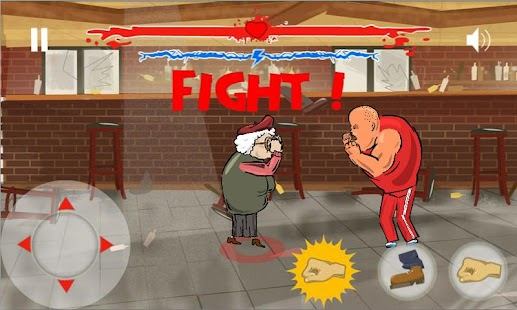 Bar Combat