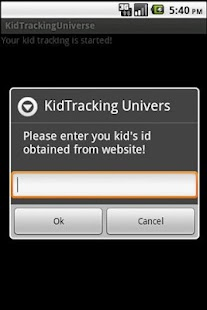 Children GPS Tracker - screenshot thumbnail