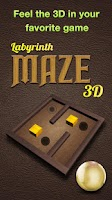 Screenshot of LABYRINTH MAZE 3D
