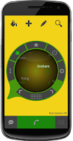 Screenshot of Dial Sphere 3D - Dialer