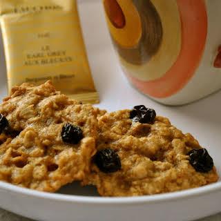 Grandmother's Oatmeal Cookies.