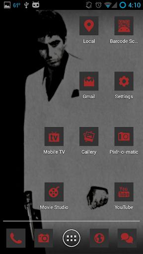 Download Scarface Windows 10 Theme