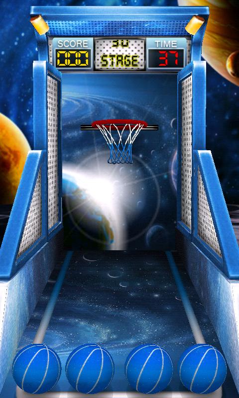 Basketball Mania Android 3