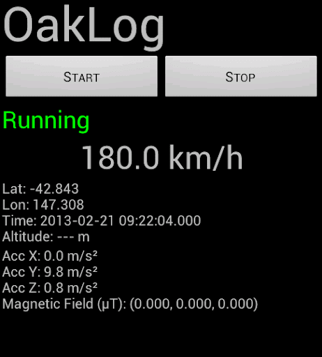 OakLog