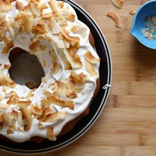 White Bean Bundt Cake.