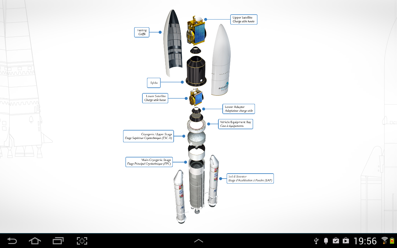 Arianespace HD- screenshot