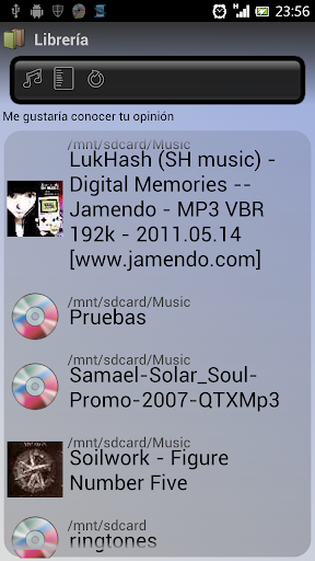Album Folder Player