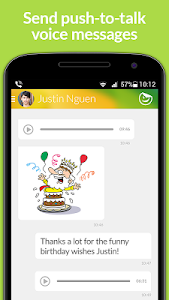 Jongla - Instant Messenger v2.7.1