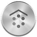 Silver Smart Launcher Themes