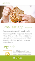 Screenshot of Brot-Test
