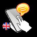 NETECNIA tap2Voice (english) icon