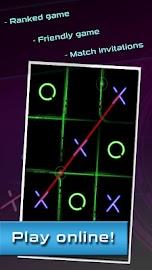 Tic Tac Toe Glow Screenshot 2