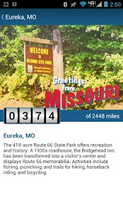 Get Fit on Route 66 - screenshot thumbnail