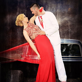 Prom night by Sharyl Goodpaster - People Couples