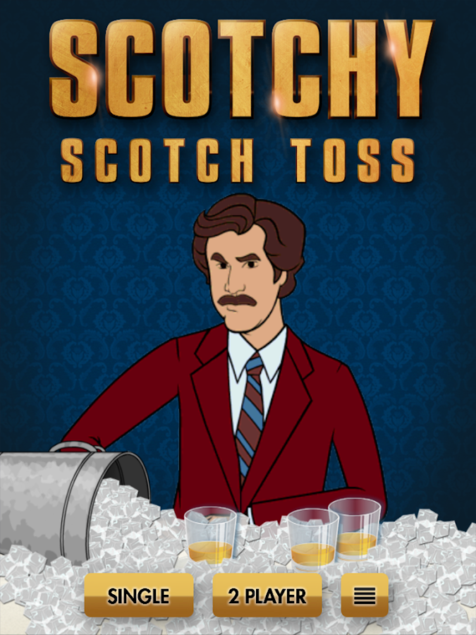 Scotchy Scotch Toss - screenshot