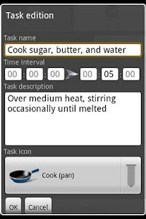 Cook Assistant Lite - screenshot thumbnail